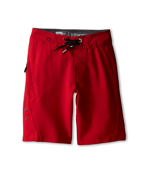 Rip Curl Kids - Mirage Core Boardshorts (Big Kids) (Red) Boy's Swimwear