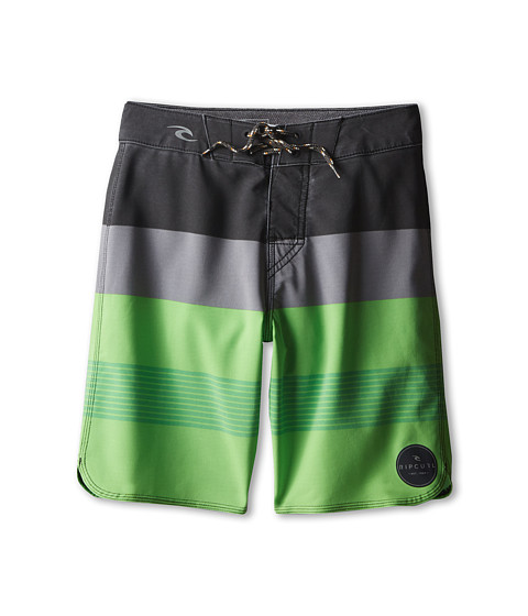 Rip Curl Kids - Mirage Divide Boardshorts (Big Kids) (Green) Boy's Swimwear