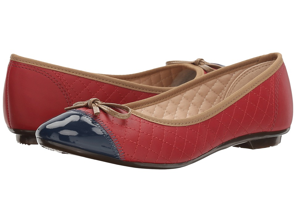 PATRIZIA - Surprise (Red) Women's Wedge Shoes