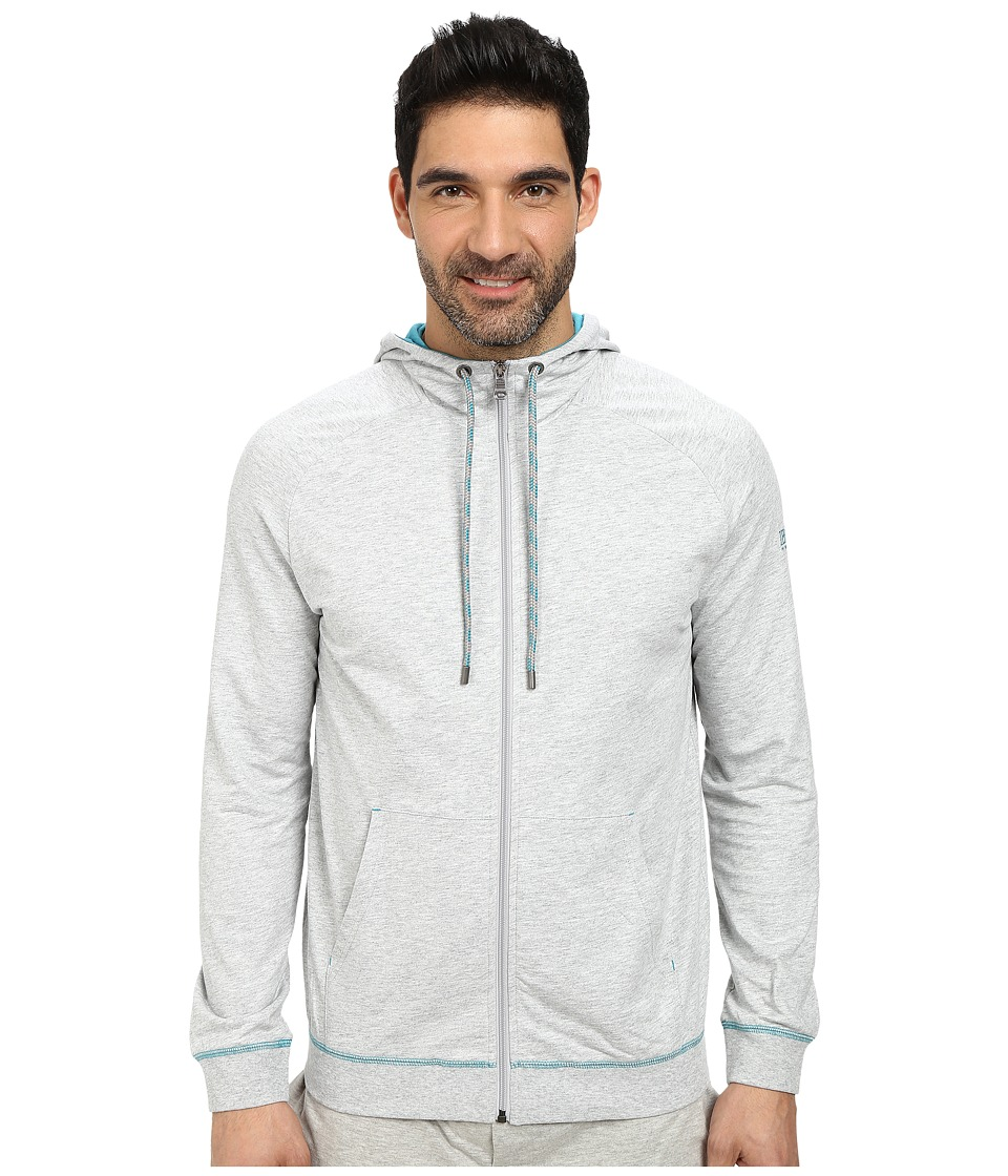 BOSS Hugo Boss - Authentic Hoodie (Medium Grey) Men's Sweatshirt