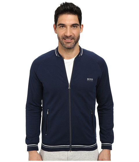 BOSS Hugo Boss - College Tracksuit Jacket (Open Blue) Men