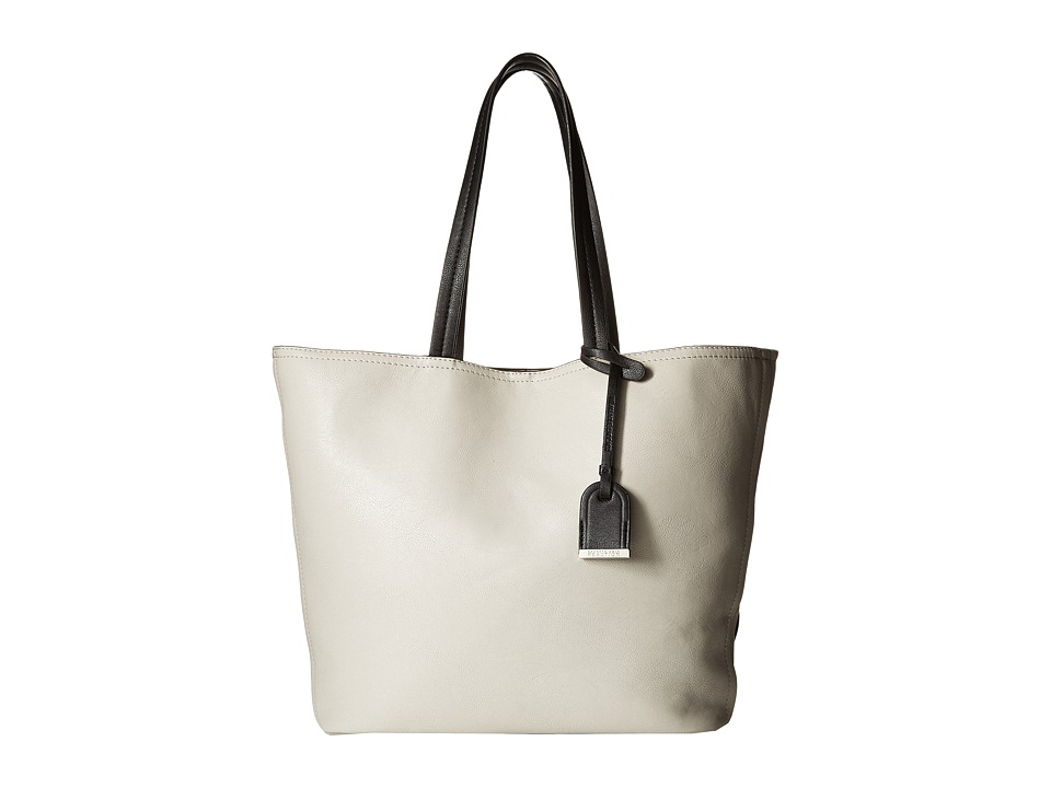 Kenneth Cole Reaction - Clean Slate Tote (Pale Wheat/Black) Tote Handbags