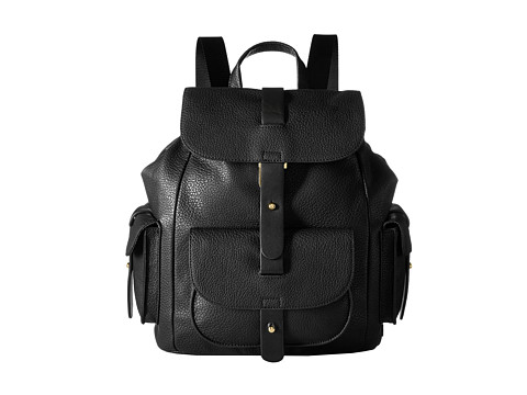 Kenneth Cole Reaction - Streamers Backpack (Black/Black) Backpack Bags