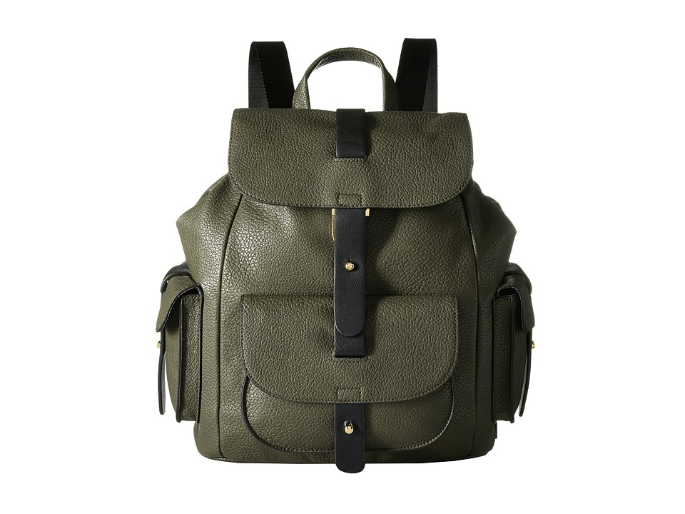 Kenneth Cole Reaction - Streamers Backpack (Caper/Black) Backpack Bags