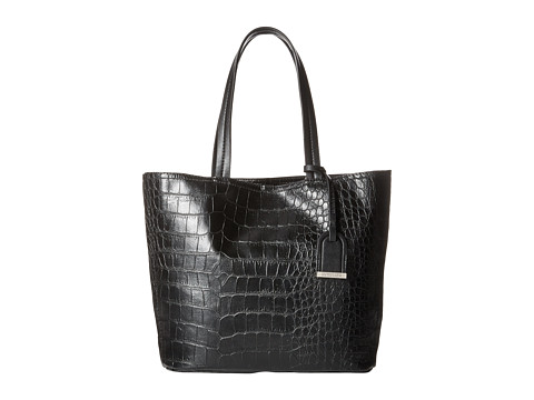 Kenneth Cole Reaction - Clean Slate Medium Shopper (Black) Tote Handbags