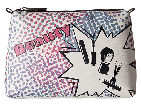Kenneth Cole Reaction - Pop Art Large Case (Make-Up) Handbags