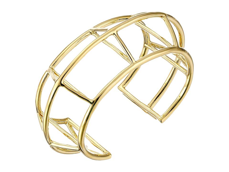 Vince Camuto - Graphic Cage Cuff Bracelet (Gold) Bracelet