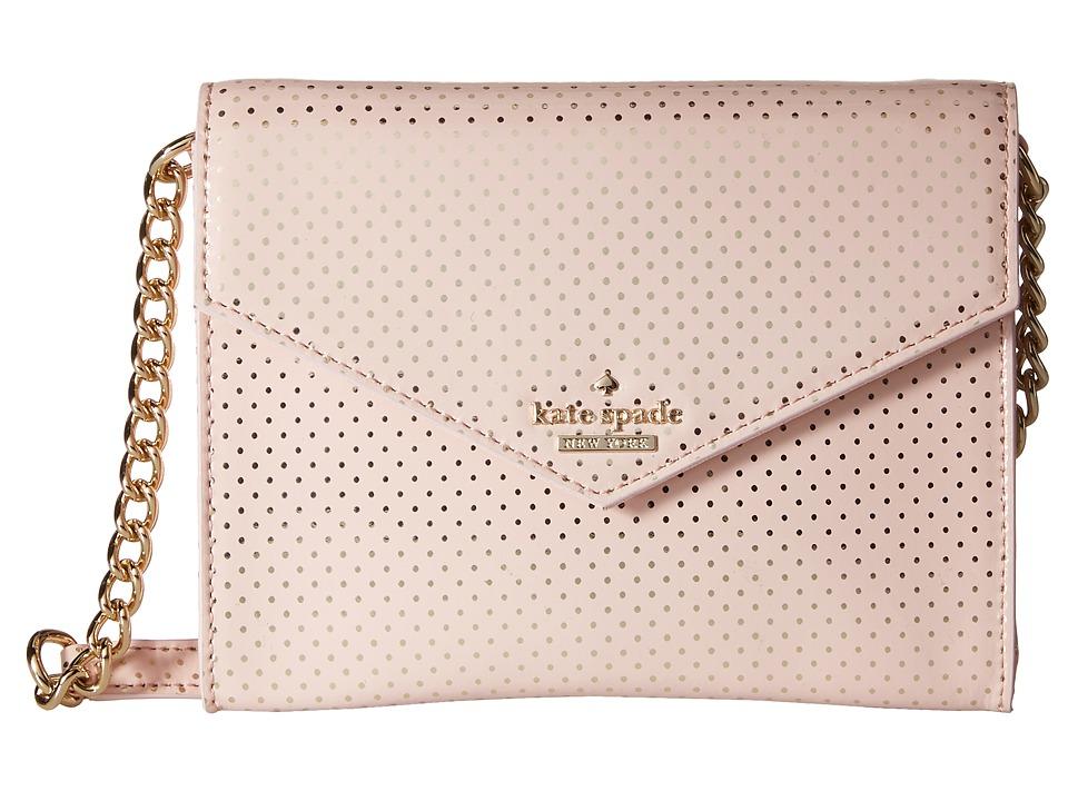 Kate Spade New York - Lilac Street Dot Monday (Ballet Slipper) Cross Body Handbags