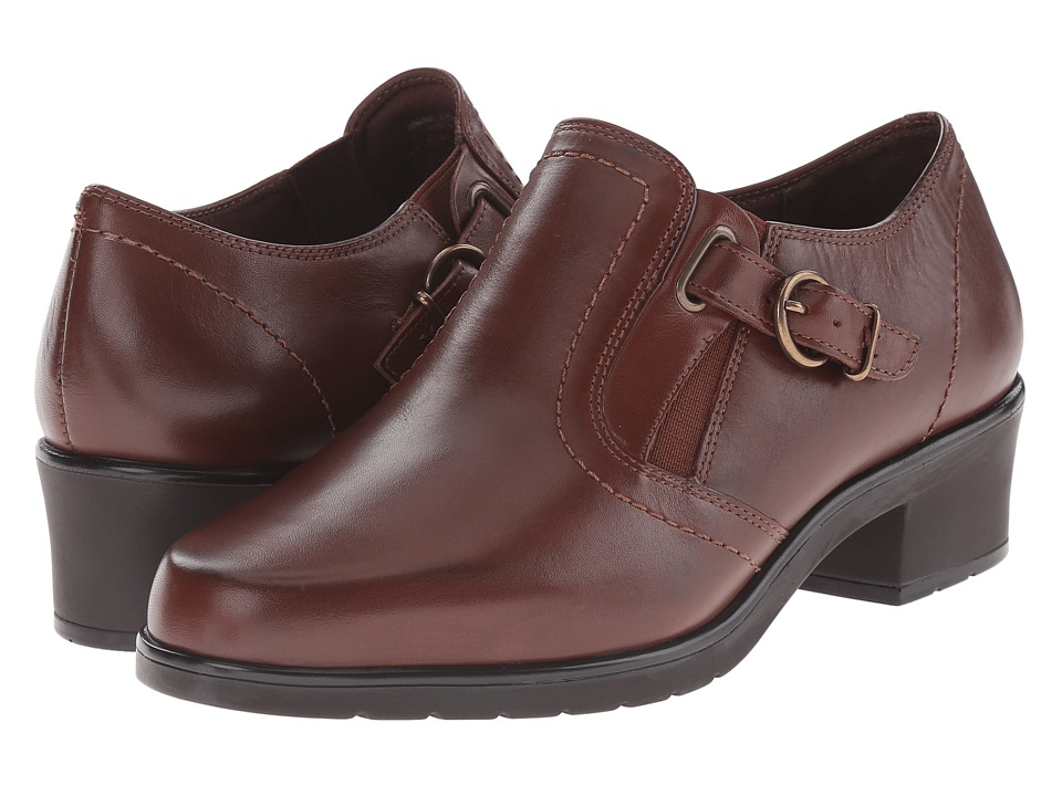 Walking Cradles - Color (Tobacco) Women's Shoes