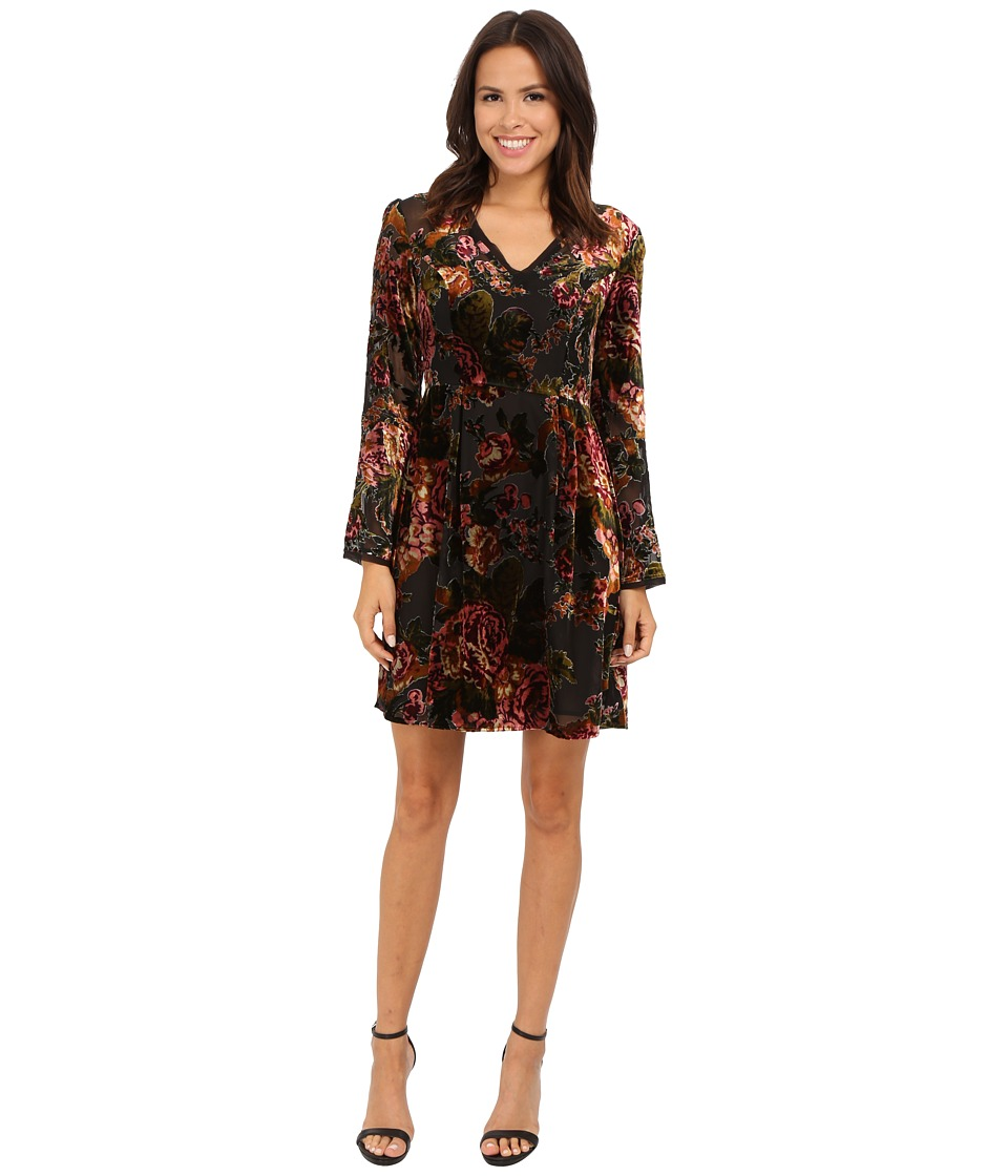 KUT from the Kloth Dakota Burnout Dress