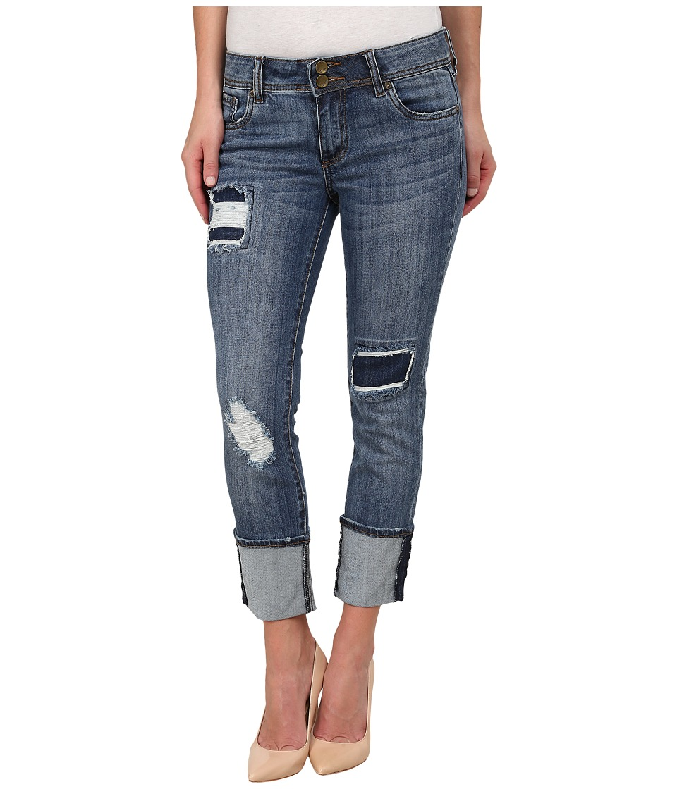 KUT from the Kloth - Cameron Straight Leg Jeans in Extreme (Extreme) Women's Jeans
