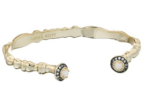 Kendra Scott - Ryker Bracelet (Gold Kyocera White Opal) Bracelet