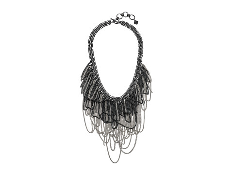 Kendra Scott - Margot Necklace (Mixed Gunmetal/Rhodium) Necklace
