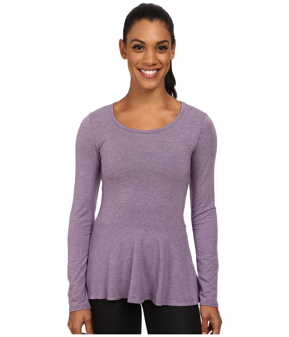 Tonic - Mackenzie Long Sleeve Top (Frozen Berries) Women's Clothing
