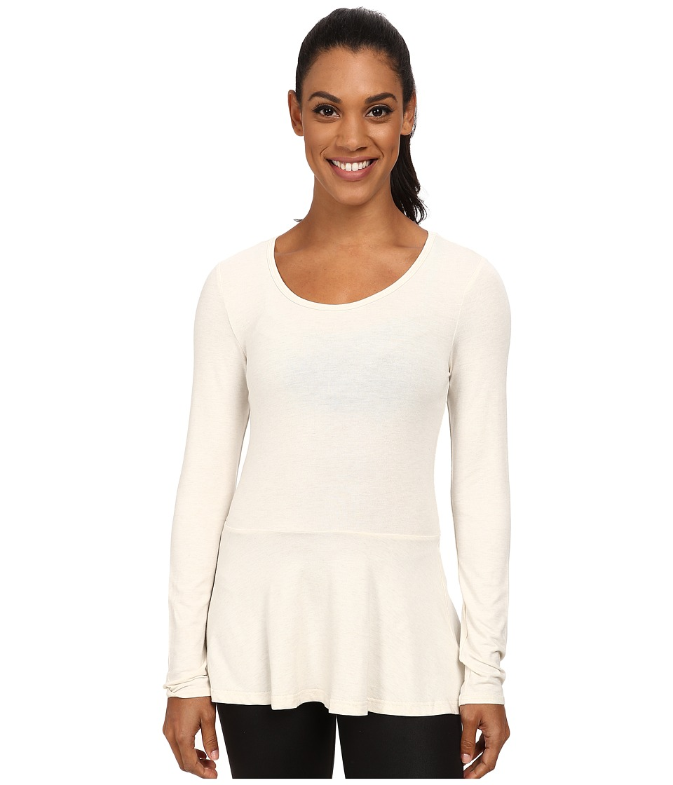 Tonic - Mackenzie Long Sleeve Top (Icicle) Women's Clothing