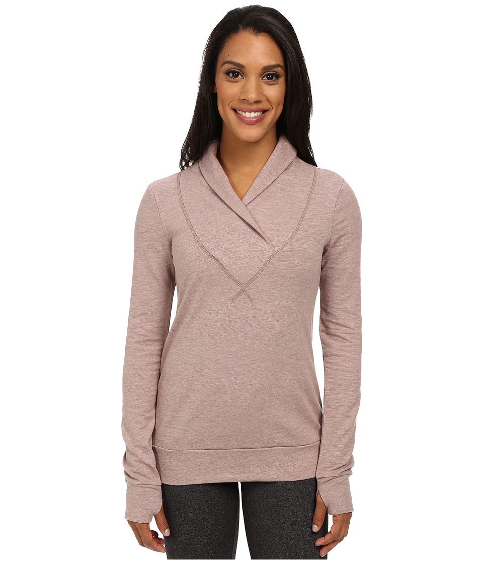 Tonic - Brea Sweatshirt (Mulberry) Women's Sweatshirt