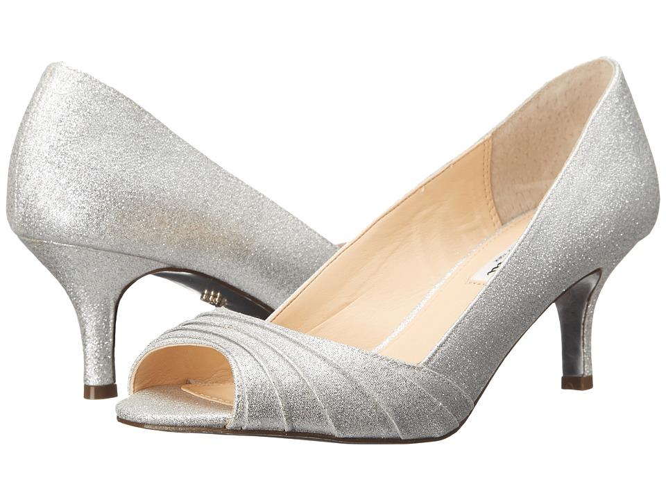 Nina - Carolyn (Argento Wonderland) High Heels