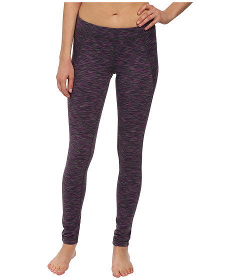 Tonic - Pursuit Legging (Aubergine) Women's Workout