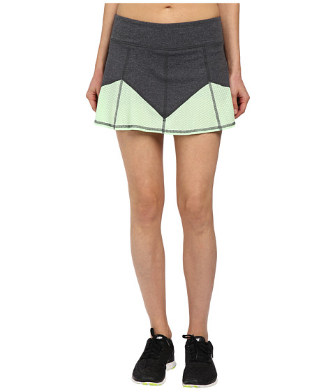 Tonic - Ace Skort (Thunder & Lime Pop) Women