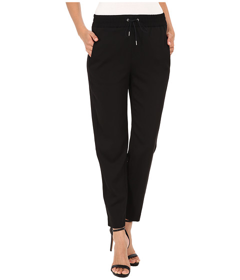 HELMUT LANG - Revolve Pants (Black) Women's Casual Pants