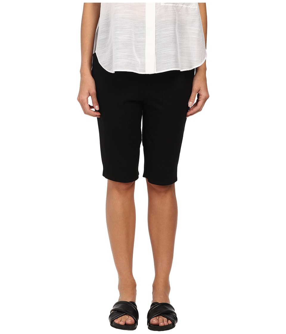 HELMUT LANG - Macro Modal Short (Black) Women's Clothing