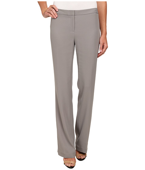 Calvin Klein - Solid Soft Suiting Pullover Pants (Moonlight) Women