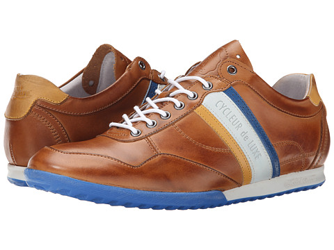 Cycleur de Luxe - Crash (Adobe/Cognac) Men's Shoes