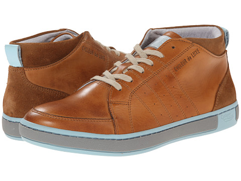 Cycleur de Luxe - San Sebastian Mid (Adobe/Cognac) Men's Shoes
