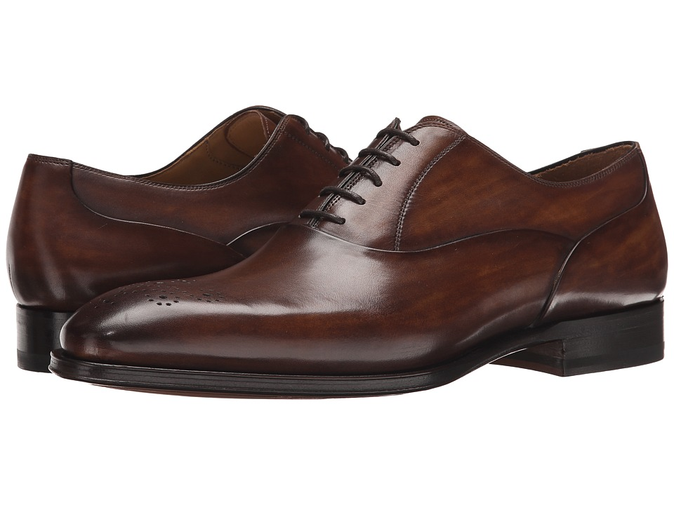 Magnanni - Gabino (Cognac) Men's Shoes