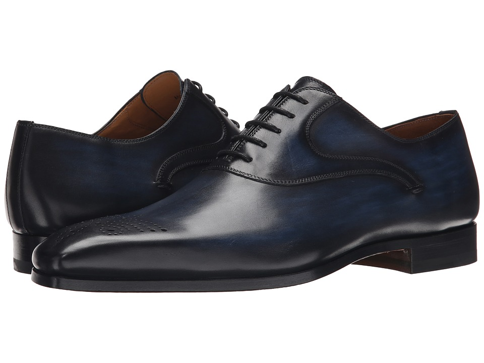 Magnanni - Anso (Navy) Men's Shoes