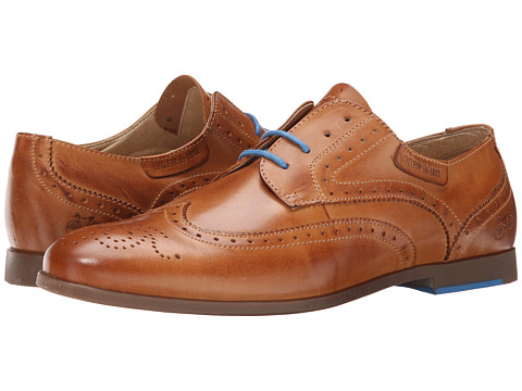 Cycleur de Luxe - Semnoz (Adobe/Cognac) Men's Shoes