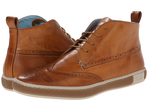 Cycleur de Luxe - Roadride Mid (Adobe/Cognac) Men's Shoes