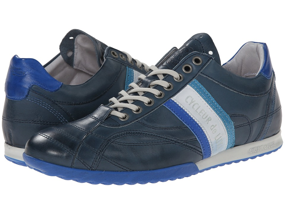 Cycleur de Luxe - New Crush City (Twilight Blue) Men's Cycling Shoes