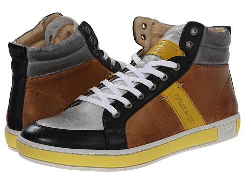 Cycleur de Luxe - T te De Course (Adobe/Cognac/Black/Griffin) Men's Shoes