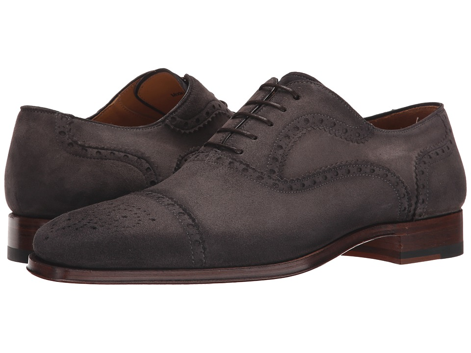 Magnanni - Riley (Grey) Men's Shoes