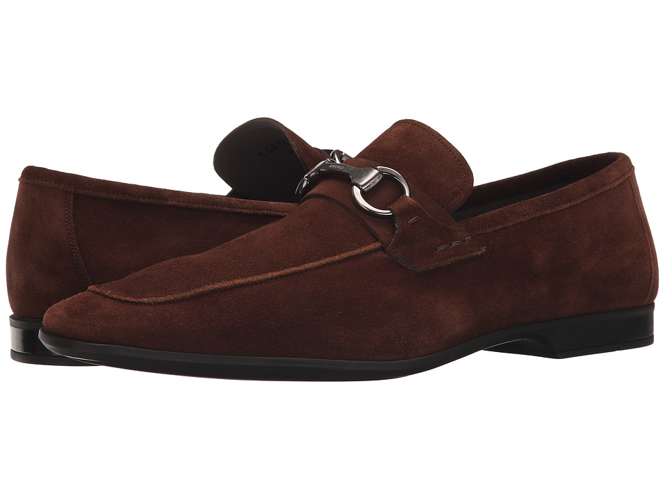 Magnanni - Romo (Mid Brown) Men