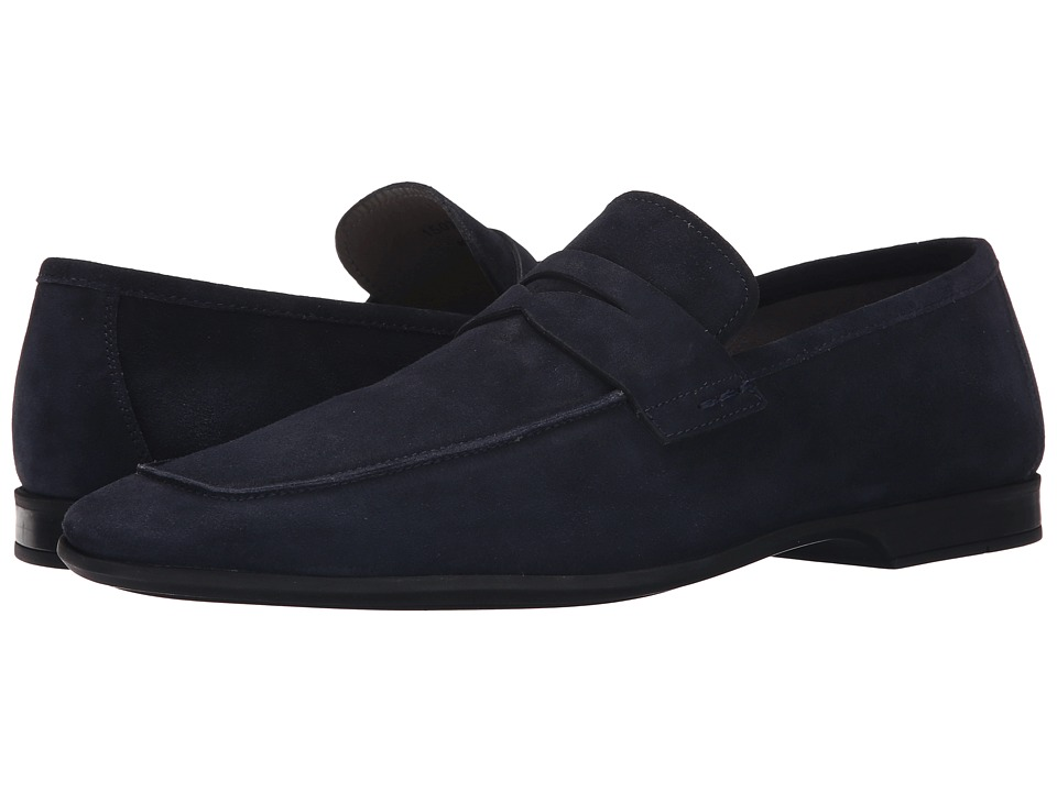 Magnanni - Roco (Navy) Men