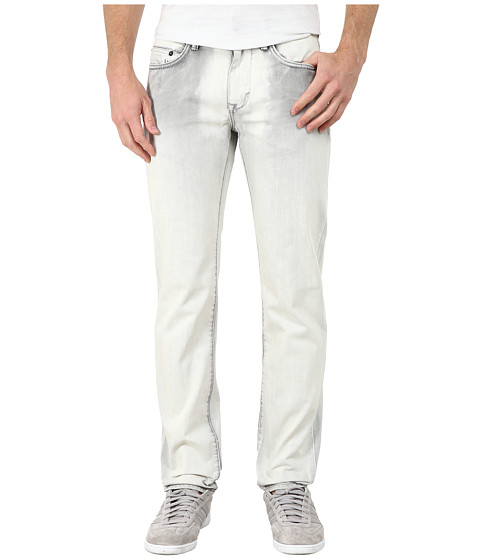 DKNY Jeans - Williamsburg Jeans in Europa Grey Acid Wash (Europa Grey Acid Wash) Men