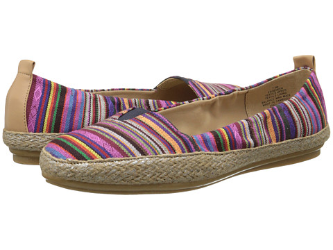 Easy Spirit - Geneen (Pink Multi Fabric) Women's Shoes
