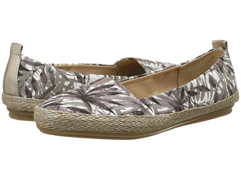 Easy Spirit - Geneen (Brown Multi Fabric) Women's Shoes