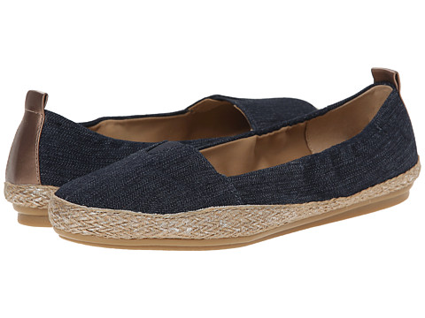 Easy Spirit - Geneen (Dark Blue Multi Fabric) Women's Shoes