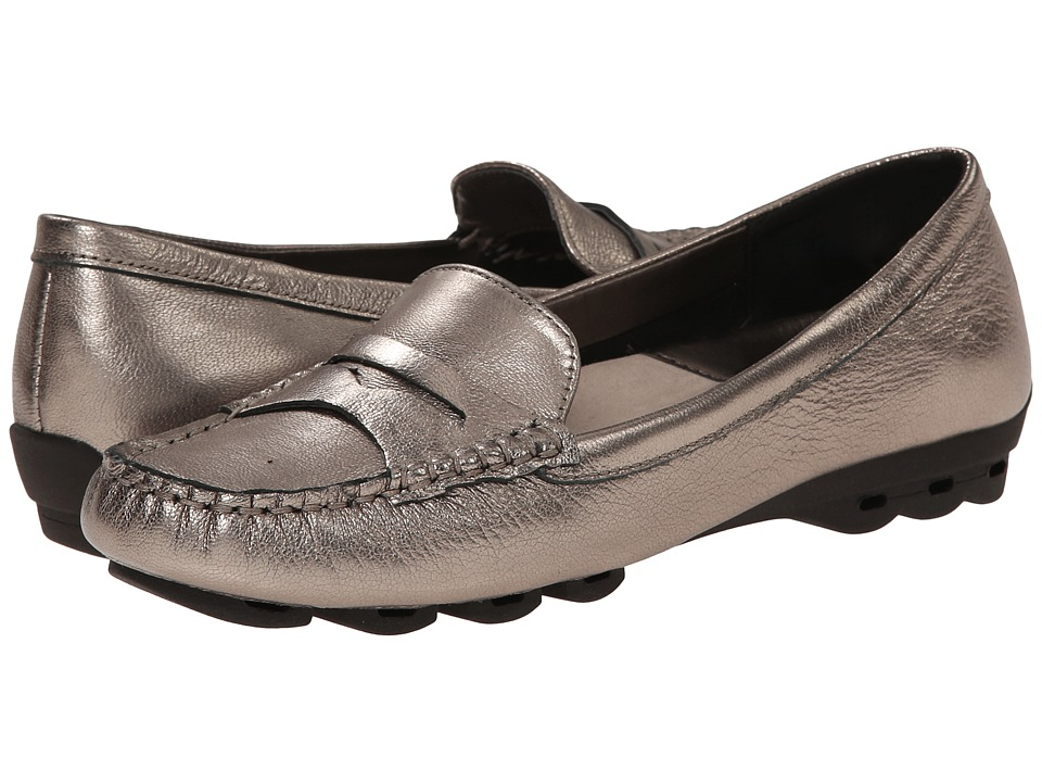 Easy Spirit - Fabiana (Pewter Leather) Women