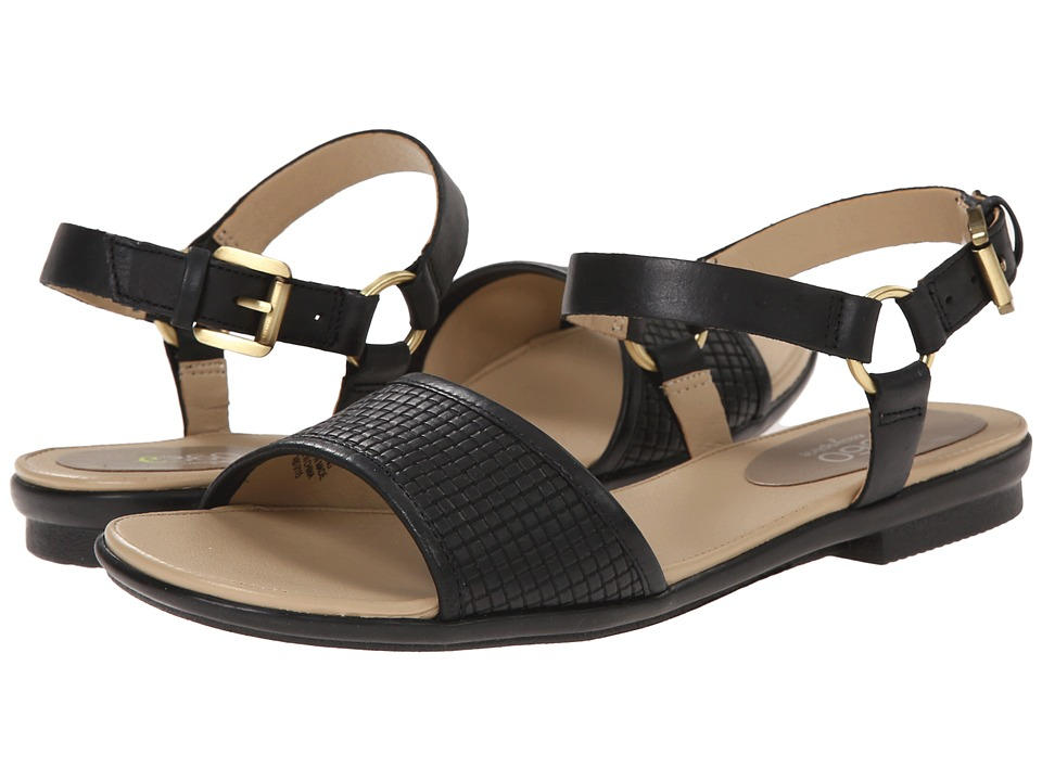 Easy Spirit - Kanani (Black/Black Synthetic) Women