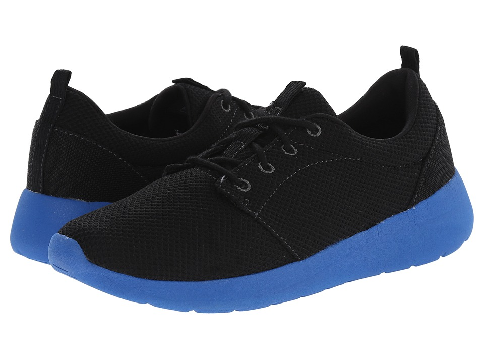 Easy Spirit - Flashrun (Black/Black Fabric) Women's Shoes