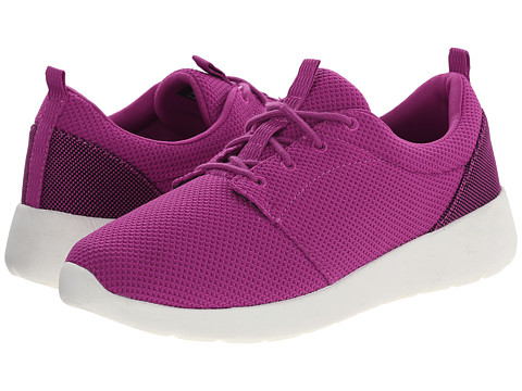 Easy Spirit - Flashrun (Dark Pink/Dark Pink Fabric) Women's Shoes