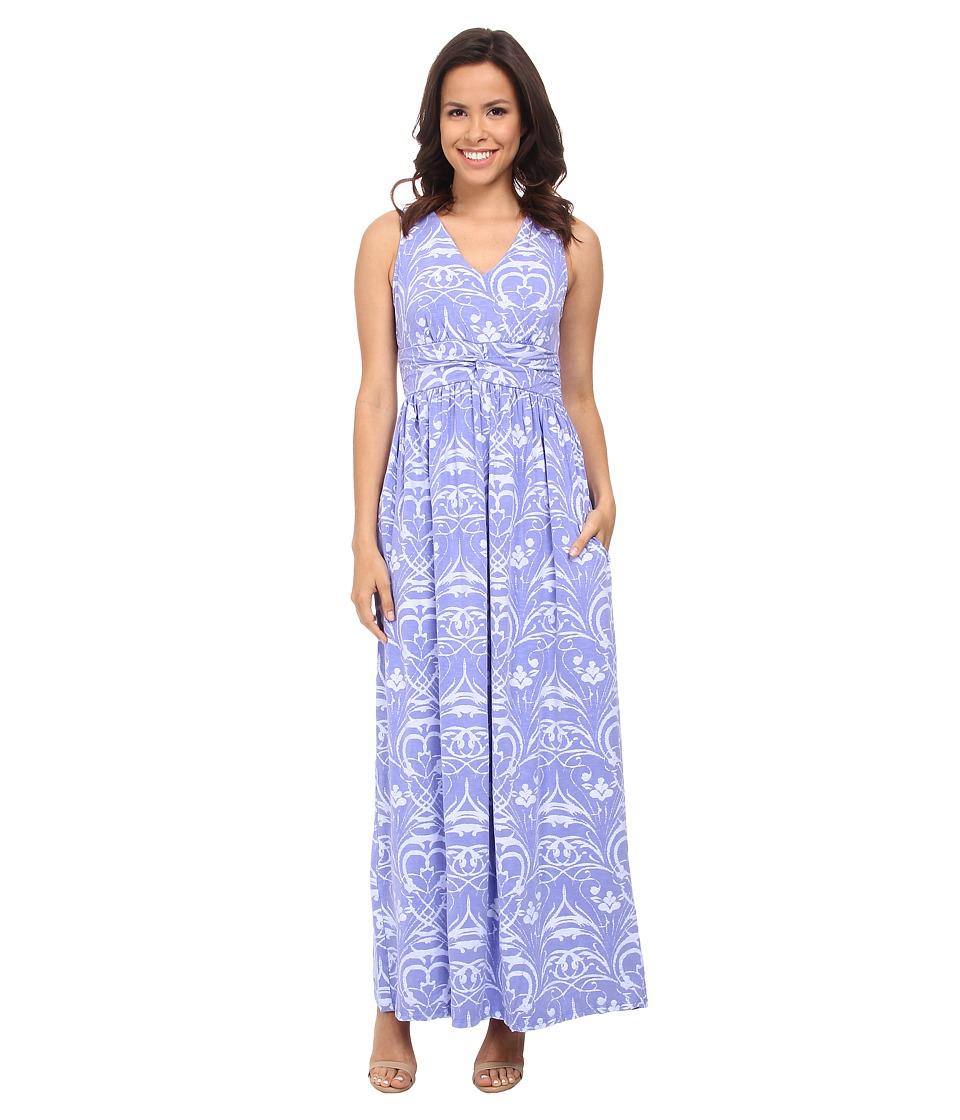 Fresh Produce - Riviera Veranda Maxi Dress (Peri Blue) Women