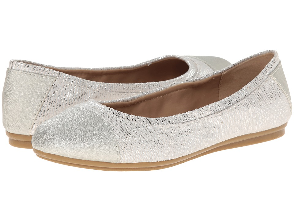 Easy Spirit - Gessica (Ivory Multi Fabric) Women's Slip on Shoes
