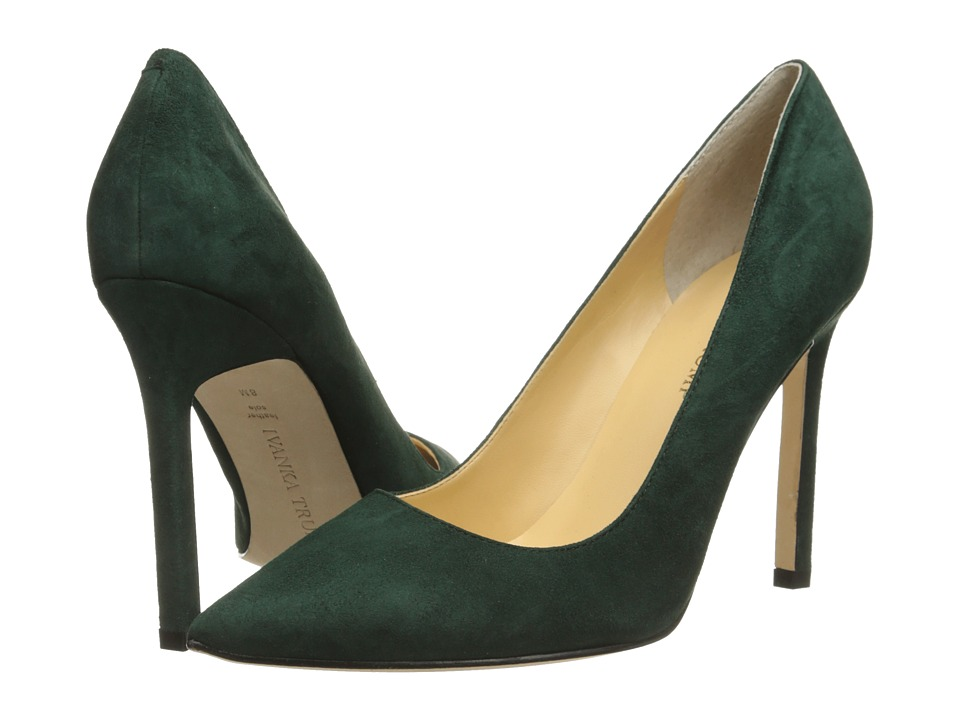 Ivanka Trump - Carra (New Pine Green) High Heels