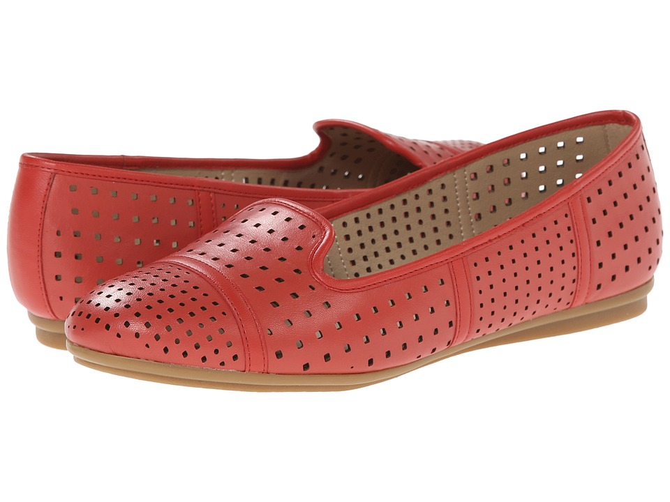 Easy Spirit - Gracen (Red Multi Leather) Women