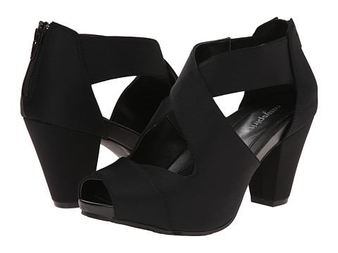 Easy Spirit - Renske (Black Fabric) High Heels